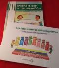 Guía para padres y maestros y 48 láminas. Enseño a leer a mis pequeños.
