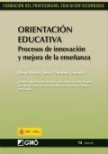 Orientación educativa. Procesos de innovación y mejora de la enseñanza. Vol. III