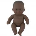 Baby africano niña (21 cm)