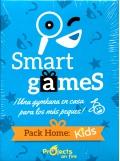 Smart Games ¡una gymkana en casa para los más peques! Pack Home:Kids
