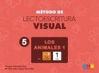 Método de lectoescritura visual 4. Los animales 1