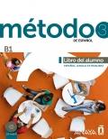 Método 3 de español. Libro del alumno B1.