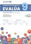 Cuadernillo y corrección de batería psicopedagógica EVALÚA-9