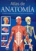 Atlas de anatomía. El cuerpo humano y sus funciones con más de 600 ilustraciones.