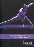 La investigación en danza. MadridOnline.2020