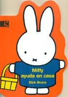 Miffy ayuda en casa