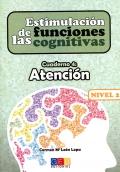 Estimulación de las funciones cognitivas. Cuaderno 4: Atención. Nivel 2.