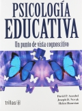 Psicología educativa. Un punto de vista cognoscitivo.