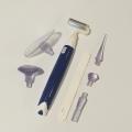 Herramienta vibratoria propioceptiva con 7 puntas