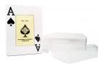 Baraja 55 cartas póker ingés en caja. Modelo alfa