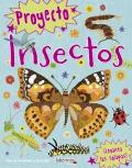 Proyecto Insectos. ¡Levanta las solapas!