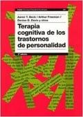Terapia cognitiva de los trastornos de personalidad.