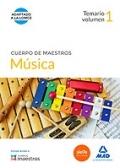 Educación musical. Temario volumen 2. Cuerpo de maestros.