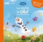 La sonrisa de Olaf. Un libro sobre la alegría. Disney emociones