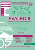EVALEC-6. Batería para la Evaluación de la Competencia Lectora. (1 cuadernillo y corrección)