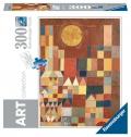 Puzle Castle and Sun de Paul Klee 300 piezas