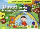 David se va de campamento. Primeros lectores. Cuentos SPC