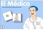 El médico. Colección pictogramas 13.