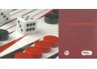 Backgammon viaje (magnético)