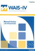 Manual Técnico y de interpretación del WAIS-IV, Escala Wechsler de inteligencia para adultos