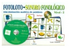 Fotoloto sonoro fonológico, nivel 2 (con CD)