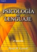 Psicología del lenguaje.(Caroll)