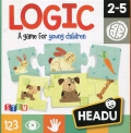 Logic. Un juego para los pequeños (A game for young children)