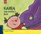 Karen and Mummy's bump