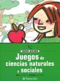 Juegos de ciencias naturales y sociales. Educar jugando.