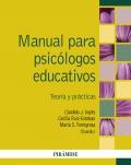 Manual para psicólogos educativos Teoría y prácticas
