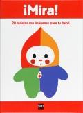 ¡Mira! 20 tarjetas con imágenes para tu bebé