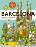 Barcelona. Busca y encuentra. Look and find. Edición bilingüe. bilingual edition