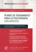 Planes de tratamiento para la psicoterapia con adultos.