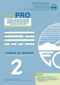 CESPRO. Cuaderno de aplicación 2. (1 cuadernillo y corrección)