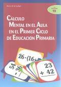 Cálculo mental en el aula en el primer ciclo de educación primaria.