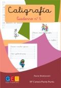 Caligrafía. Cuaderno 5. Pauta Montessori