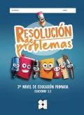 Resolución de problemas 3.3. Proyecto Hipatia. 3er nivel de Educación Primaria