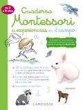 Cuaderno Montessori de experiencias en el campo (de 3 a 6 años)