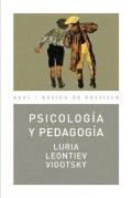 Psicología y pedagogía. ( Leontiev )
