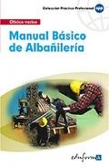 Manual básico de albañilería.
