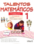Talentos matemáticos 1. Preescolar.