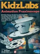 Animación Praxinoscopio