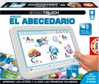 Aprendo... El abecedario (Touch Junior)
