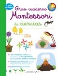Gran cuaderno Montessori de ciencias (A partir de 5 años)