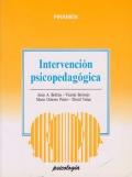Intervención psicopedagógica.