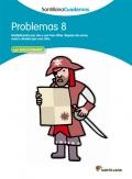 Problemas 8. Santillana Cuadernos. 4º Primaria