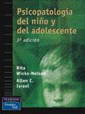 Psicopatología del niño y del adolescente