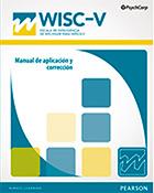 Manual de Aplicación y Corrección de WISC-V, Escala de inteligencia de Wechsler para niños -V.