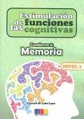 Estimulación de las funciones cognitivas. Cuaderno 5: Memoria. Nivel 2.