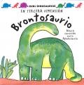 Brontosaurio. Ahora conocido como Apatosaurio. En tercera dimensión